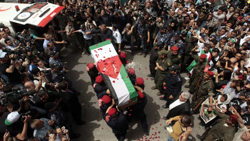 Arrigoni was the first foreigner murdered in Gaza since Hamas took control of the territory in 2007 [Reuters]