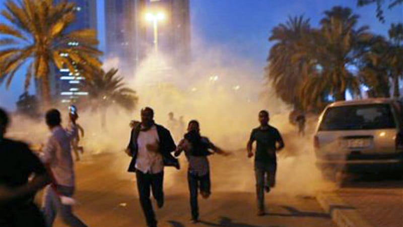 Bahrain was rocked by protests in early 2011 linked to demands for constitutional monarchy [Al Jazeera]
