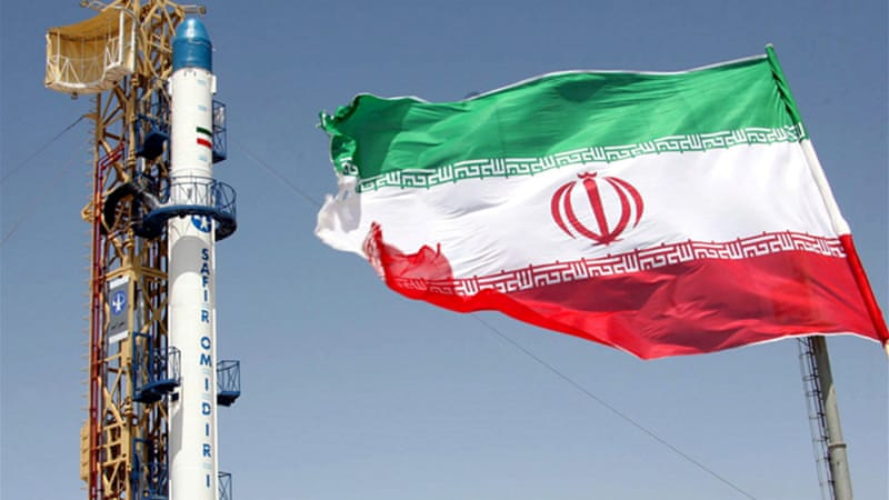 The US fears Iran's space technology could be used to develop long-range missiles for nuclear warheads [EPA]