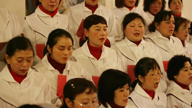 China bans popular underground Protestant church in Beijing