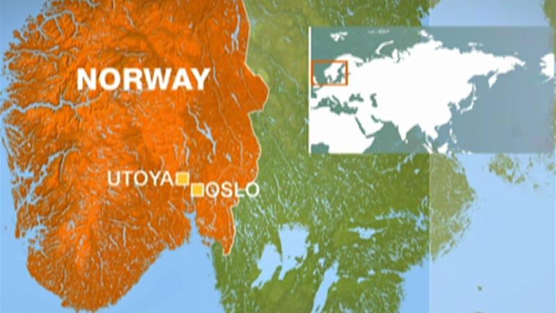 Teenagers Swam For Their Lives In Norway News Al Jazeera - Norway vegetation map