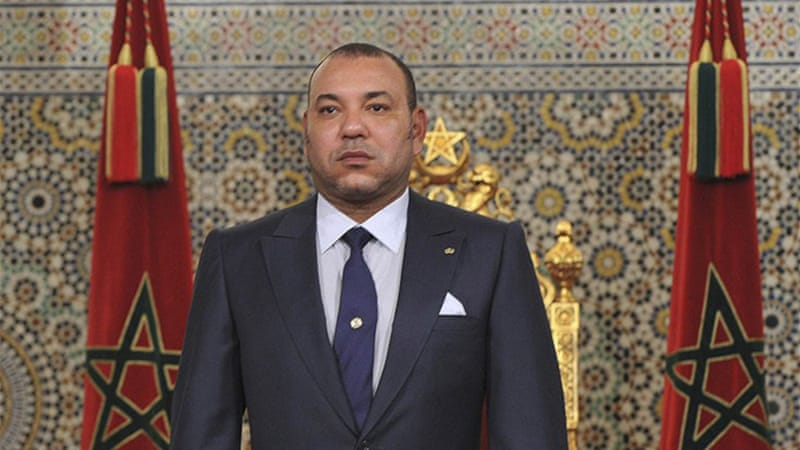 Morocco's King Mohammed VI has opened some political space while carrying out neo-liberal reforms [Reuters]