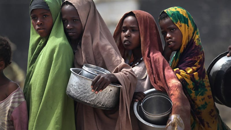 Famine in Somalia has already caused tens of thousands of deaths, including more than 29,000 children under age five [Agency]