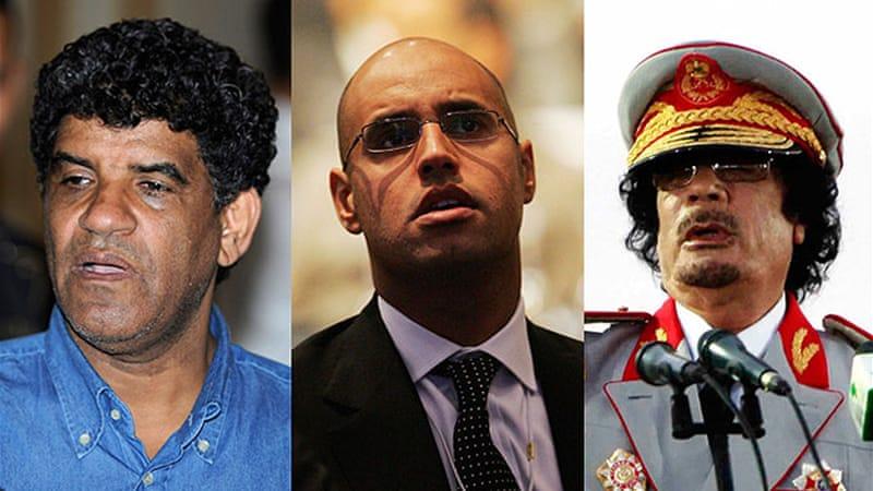 Interpol adds Gaddafi to most wanted list   Burkina Faso