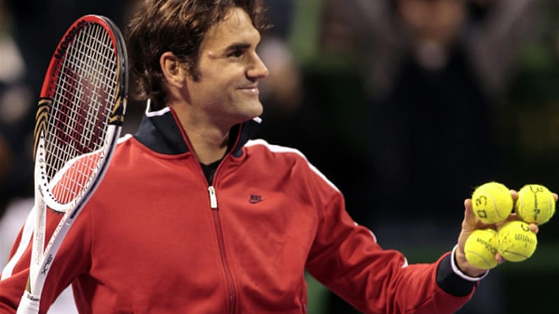 "Federer has been loyal to the event in Halle for more than a decade and was ""honoured"" by decision [AFP]"