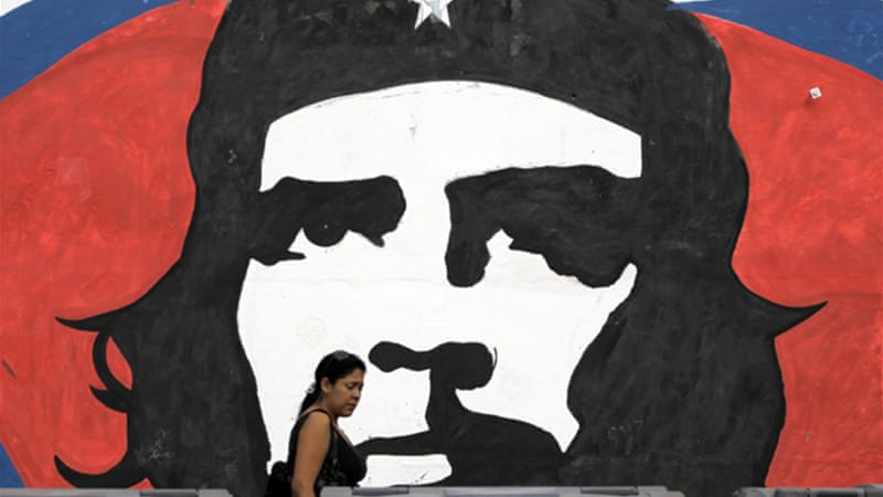 Che Guevara's image is found among the most popular merchandise in the world [REUTERS]