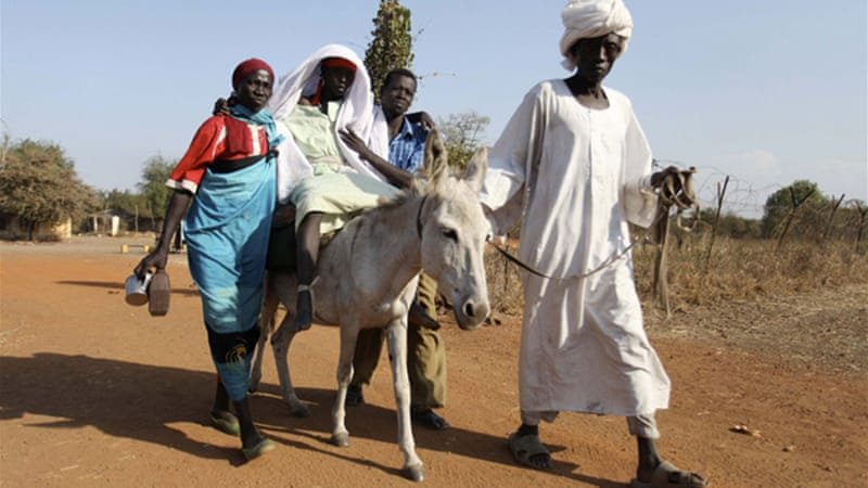 Tens of thousands of refugees have fled the war-torn Blue Nile state of Sudan in recent years [Reuters]