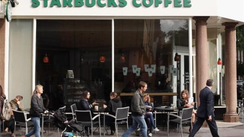 Since first trading in the UK in 1998 Starbucks has paid $13.8 million in income tax, despite high revenues [Getty Images]