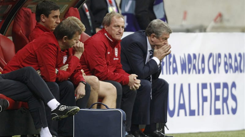 Roy Hodgson's men were uninspiring in Warsaw after the game was delayed from Tuesday due to a waterlogged pitch [Reuters]