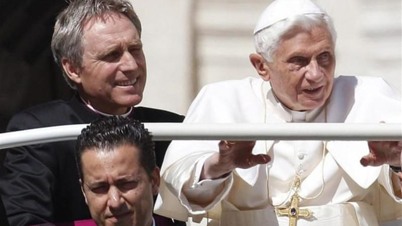 Pope's ex-butler takes stand in trial