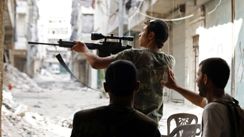 Several opposition-held strongholds have been bombarded by the Syrian army across the country [Reuters]