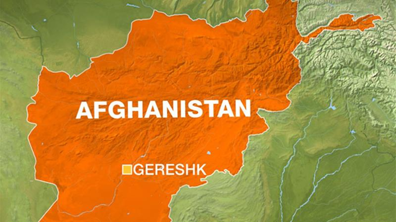 Georgian soldier killed in latest Afghan attack — United States  military
