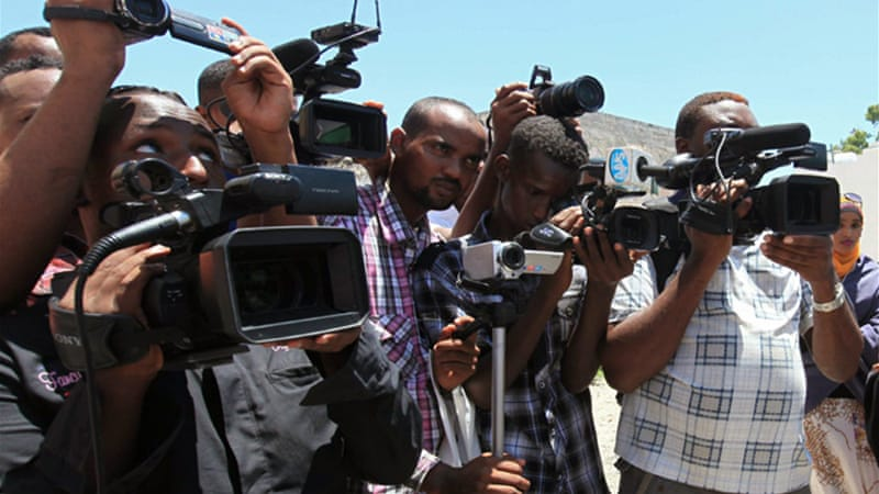 Somalia is one of the most dangerous places in the world to be journalist [Reuters]