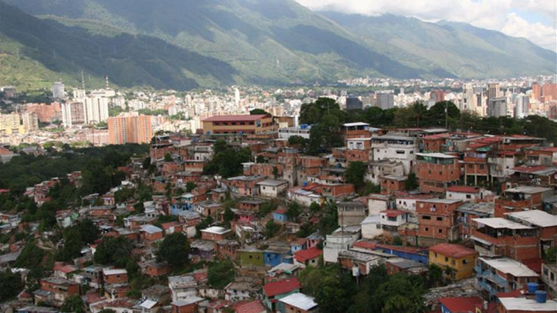 As poverty drops, crime rises in Venezuela