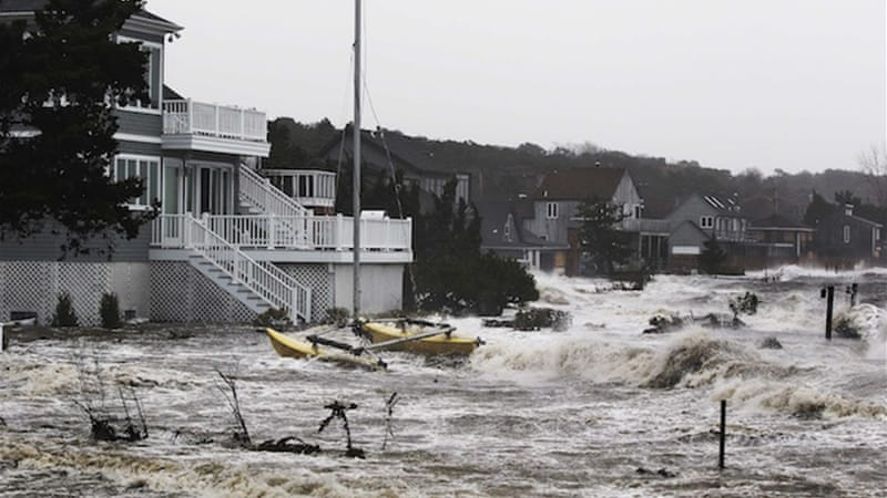 """We have the power to make sure a super Frankenstorm never hits our shores again,"" says author [Reuters]"