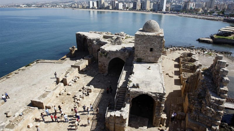 The 'New York Times' advertised Beirut as number 1 out of 44 ideal travel destinations in 2009 [Reuters]