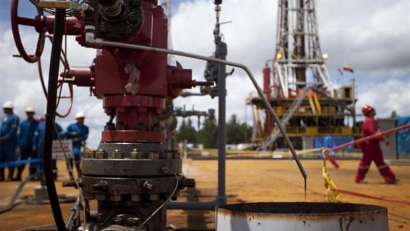 Venezuela has the world's largest proven oil reserves [Reuters]