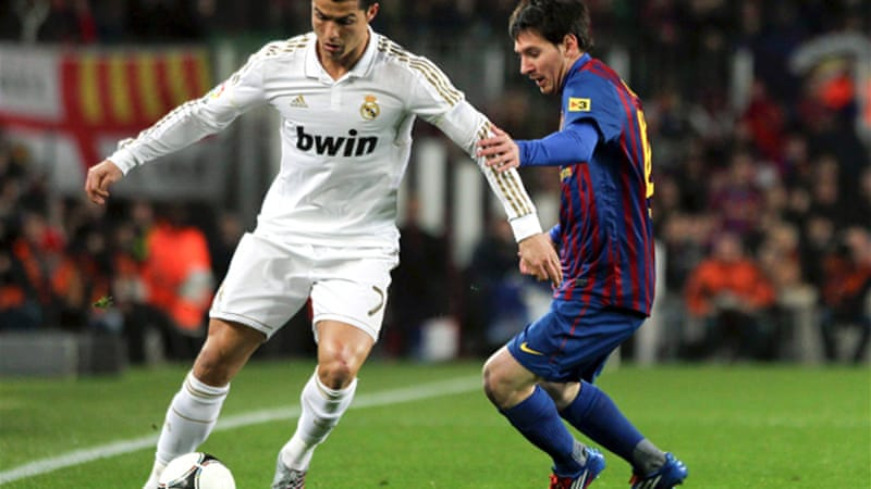 Ronaldo v Messi is an intriguing subplot in football's most historic feud between Barcelona and Real Madrid - with their rivalry set to dominate world football for the next five years [EPA]
