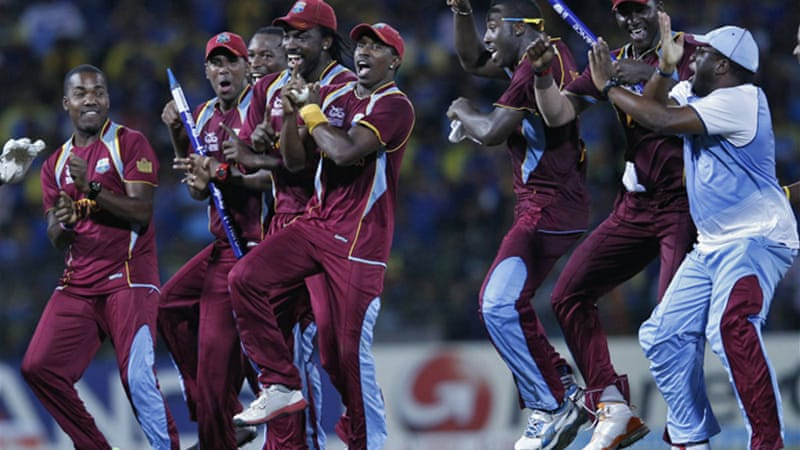 West Indies produced a superb bowling display to beat the hosts by 36 runs in Colombo [GETTY]