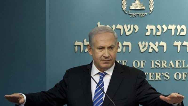 Netanyahu's careless policy with Palestine has left him with few friends in the international community [AP]