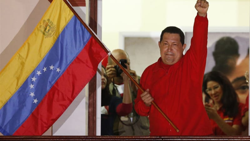 "Chavez's wariness about promoting his fellow colleagues stems from ""his own nature and personality"" [REUTERS]"