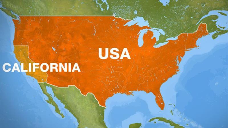 Gunman kills five people in California, then himself