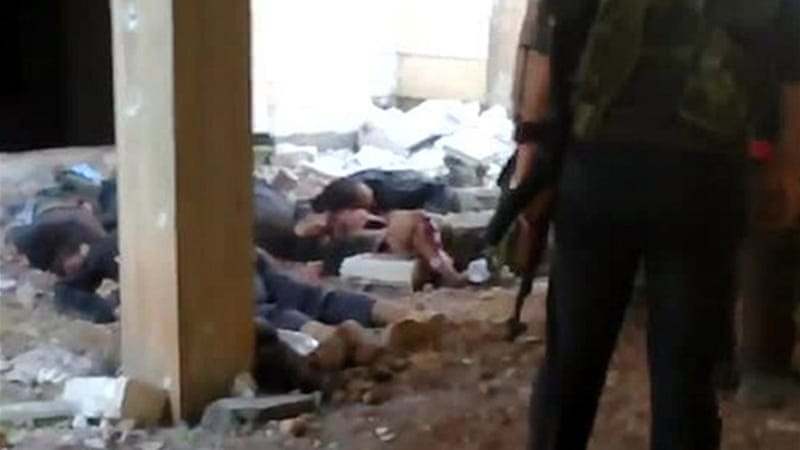 Syrian troops killed in checkpoint attacks | News | Al Jazeera