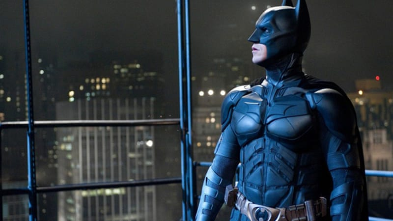 "Nolan's Batman is the ""total delusion of American imperialism"" - the perfect ""allegory of the reluctant empire"" [AP]"