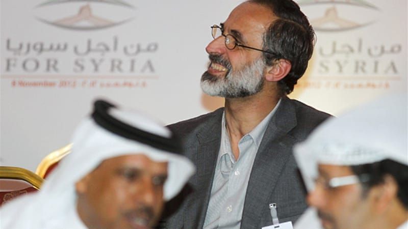 New Syrian opposition umbrella group hopes to win international recognition and prepare for post-Assad era [Reuters]