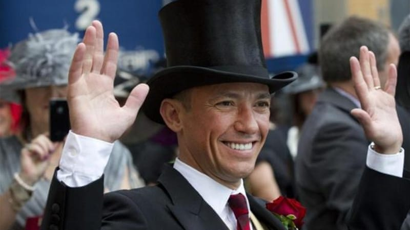 If the ban is backdated Dettori will be able to ride at Royal Ascot in June 2013 [AP]