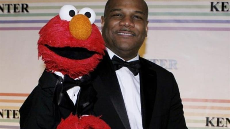 Puppeteer Kevin Clash has performed as Elmo on Sesame Street since 1984 [Reuters]