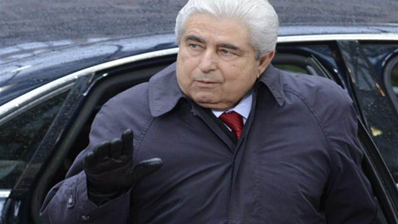 "Cyprus' President Demetris Christofias says his team and the troika had ""reached a convergence"" [Reuters]"