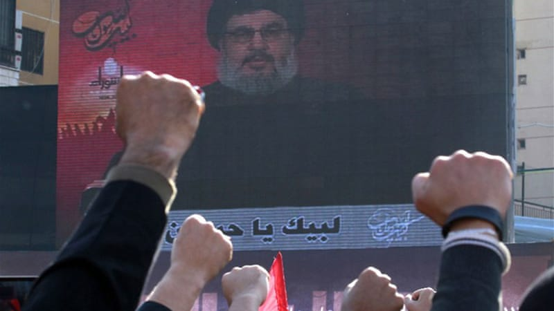 Sayyed Hassan Nasrallah said that Hezbollah's rockets are able strike every part of Israel [AFP]