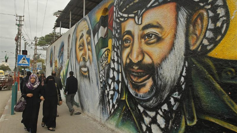 An Al Jazeera investigation in 2012 turned the spotlight to the cause of Arafat's death [Reuters]