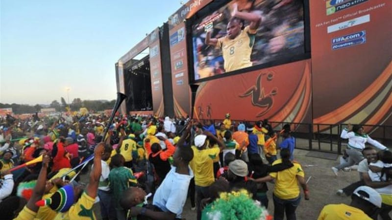 Labour unrest in South Africa means security will be the priority at 2013 Cup of Nations [AFP]