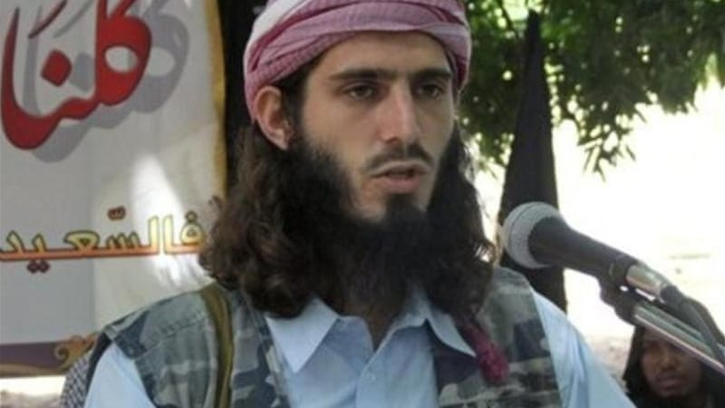 Omar Hammami announced through his Twitter account that al-Shabab had threatened to kill him [Al Jazeera]