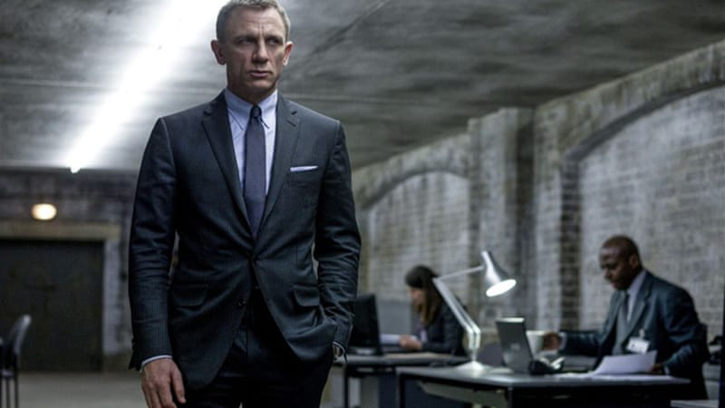 Skyfall - le best of de cinémaniak
