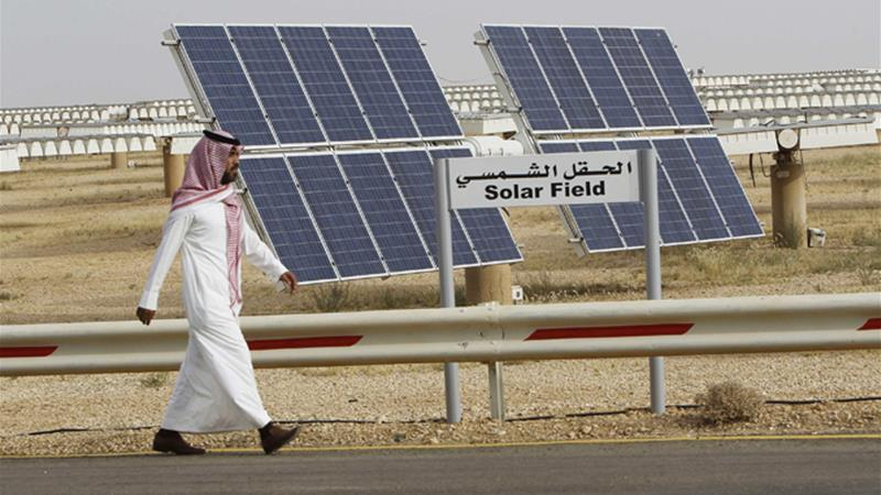 Saudi Arabia, SoftBank ink deal on $200 billion solar project