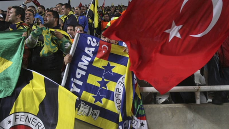 Fenerbahce's participation in the tournament has been overshadowed by a match-fixing scandal that could  see the team expelled [Reuters]