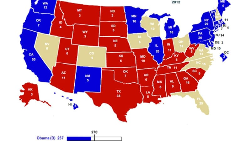 How Americans elect their president and why Ohio is so important ...