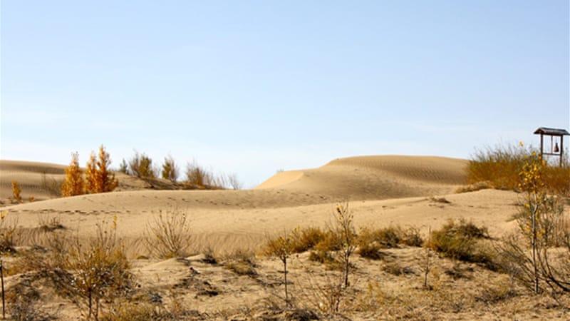 desertification in beijing essay
