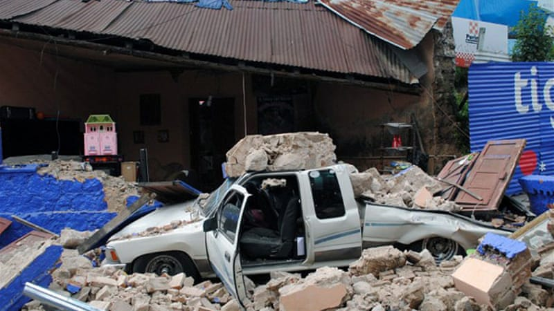 In November, a powerful 7.4 earthquake struck Guatemala, killing approximately 50 people [AFP]