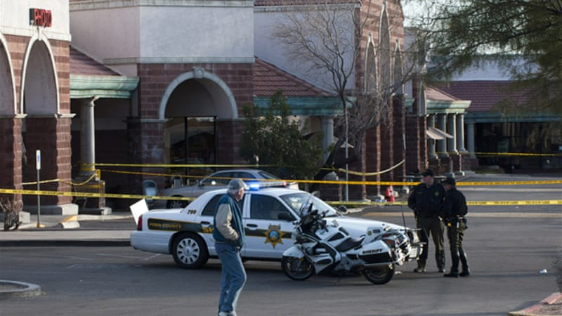 Jared Loughner pleaded guilty to 19 charges in connection with the shootings outside a Tucson area supermarket [EPA]