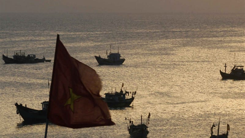There are six governments with claims across the waters of the South China Sea [Reuters]