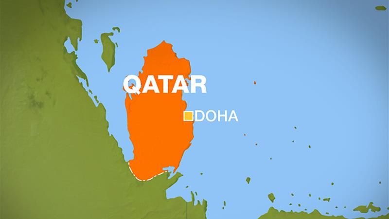Two Qatari military training planes collide, pilots eject