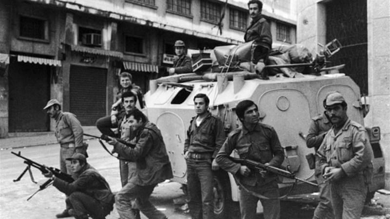 The Lebanese Civil War 1975-1990: Its Causes and Actors