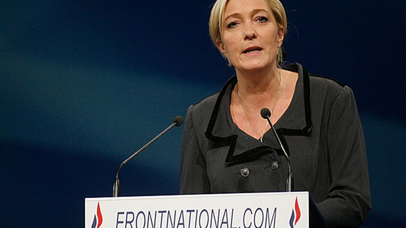 Marine Le Pen: The threat of radical Islam