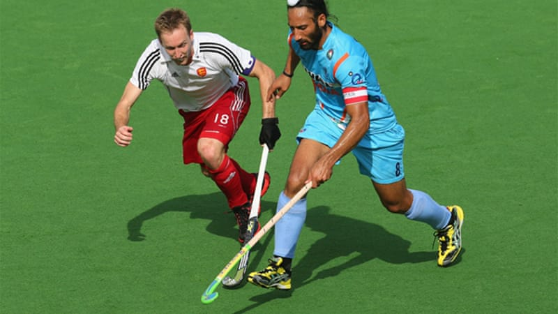 Sardar Singh, above, was picked up by the Delhi Wave Riders for the tournament which begins on 17 January [GALLO/GETTY]