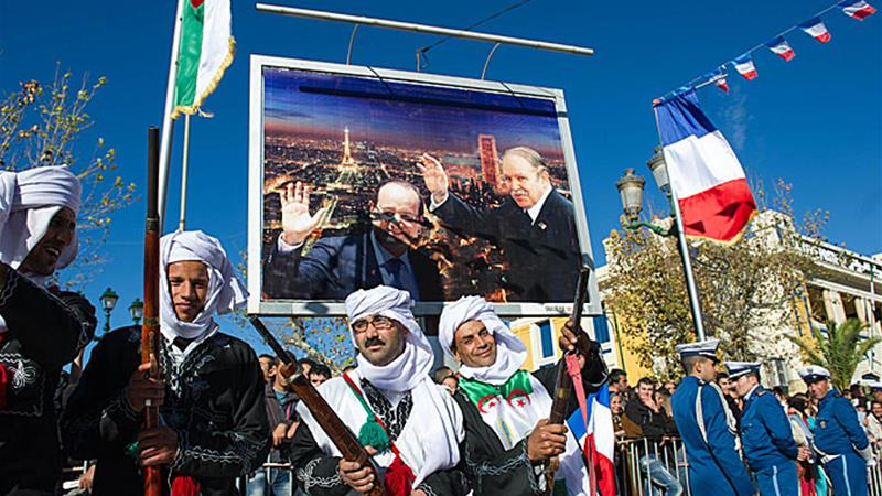 Can Algeria and France forget the past?