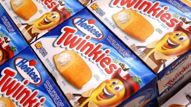 """So the Twinkie will survive, but what's died is the expectation that an average American worker will hold a stable, long-term job whose benefits will support her after retirement,"" writes Huffer [Getty Images]"